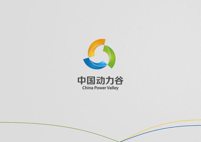 中国动力谷标志