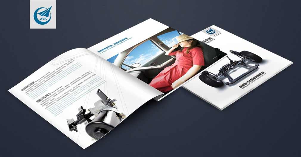 株洲广告公司之机械画册设计